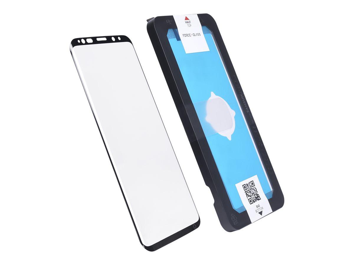 Force Glass - protection d'écran - verre trempé pour Samsung S9+