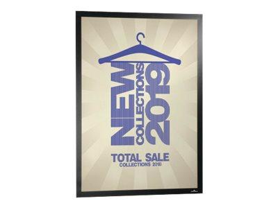 Durable Duraframe Poster - Cadre d'affichage adhésif - 50 x 70 cm - noir
