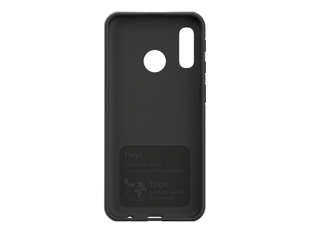 Just Green - Coque de protection pour Samsung A20E - noire