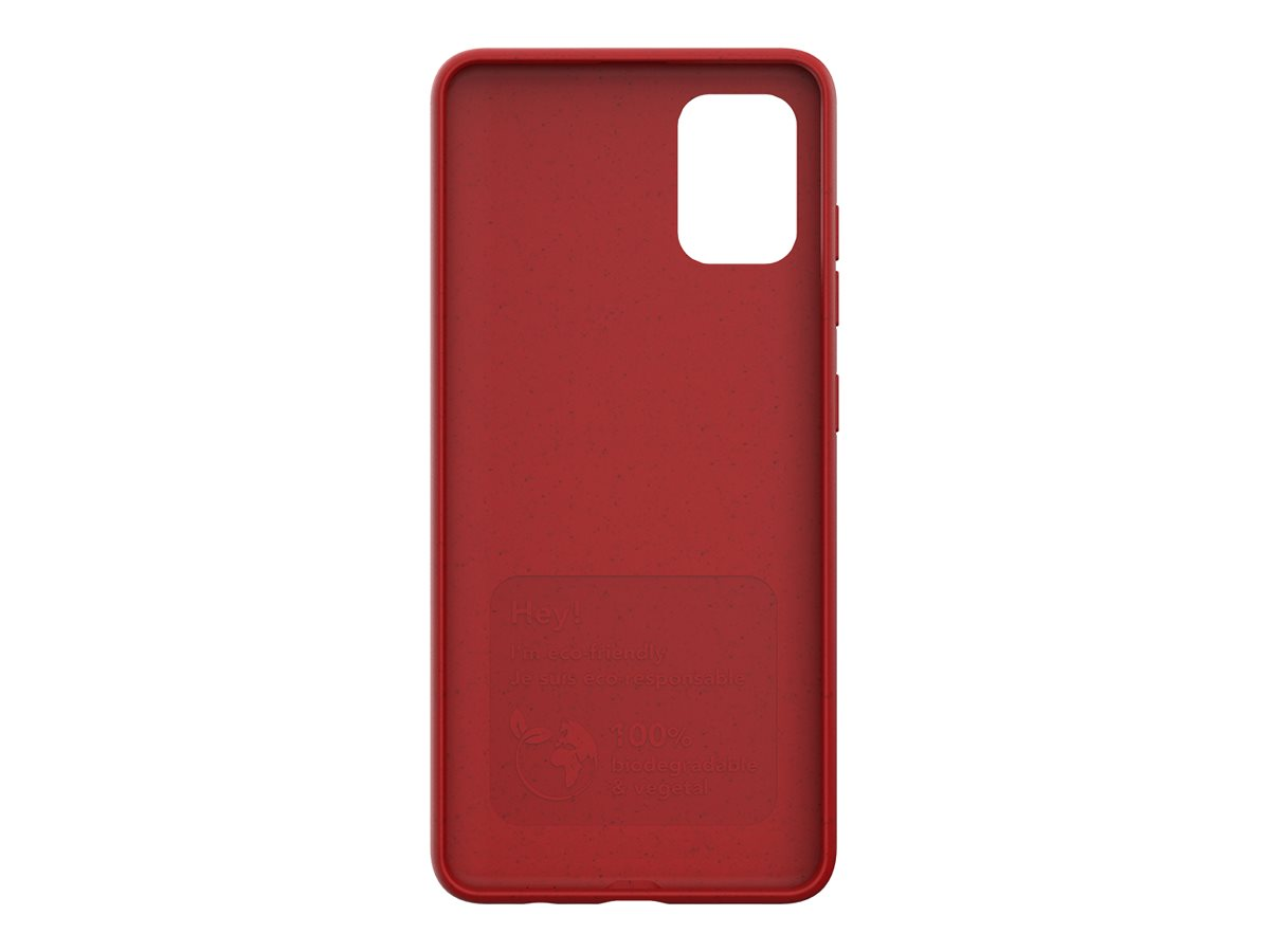 Just Green - Coque de protection pour Samsung A51 - rouge
