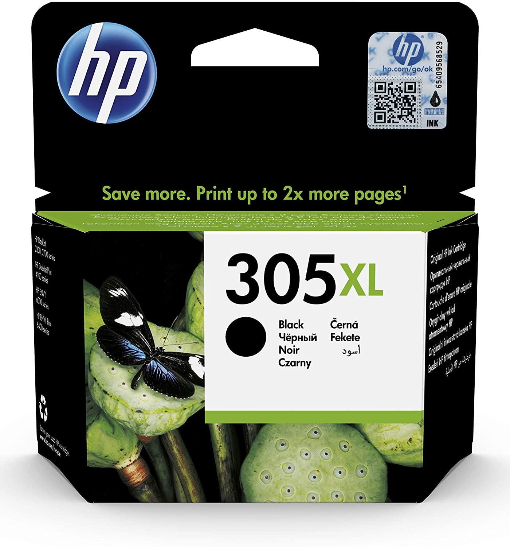 HP 305XL - noir - cartouche d'encre originale