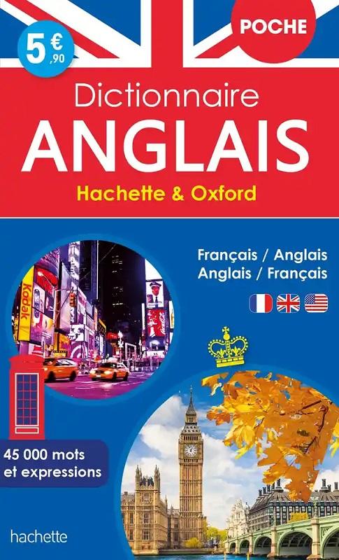 Hachette Oxford Dictionnaire de poche bilingue Anglais/Français