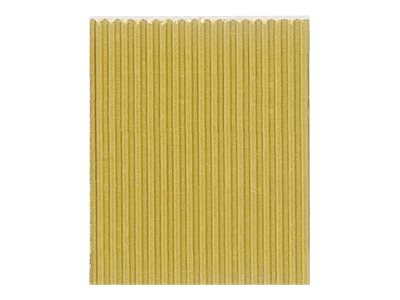 Maildor - Carton micro-ondulé - rouleau de 70 x 50 cm - 230 g/m² - jaune citron