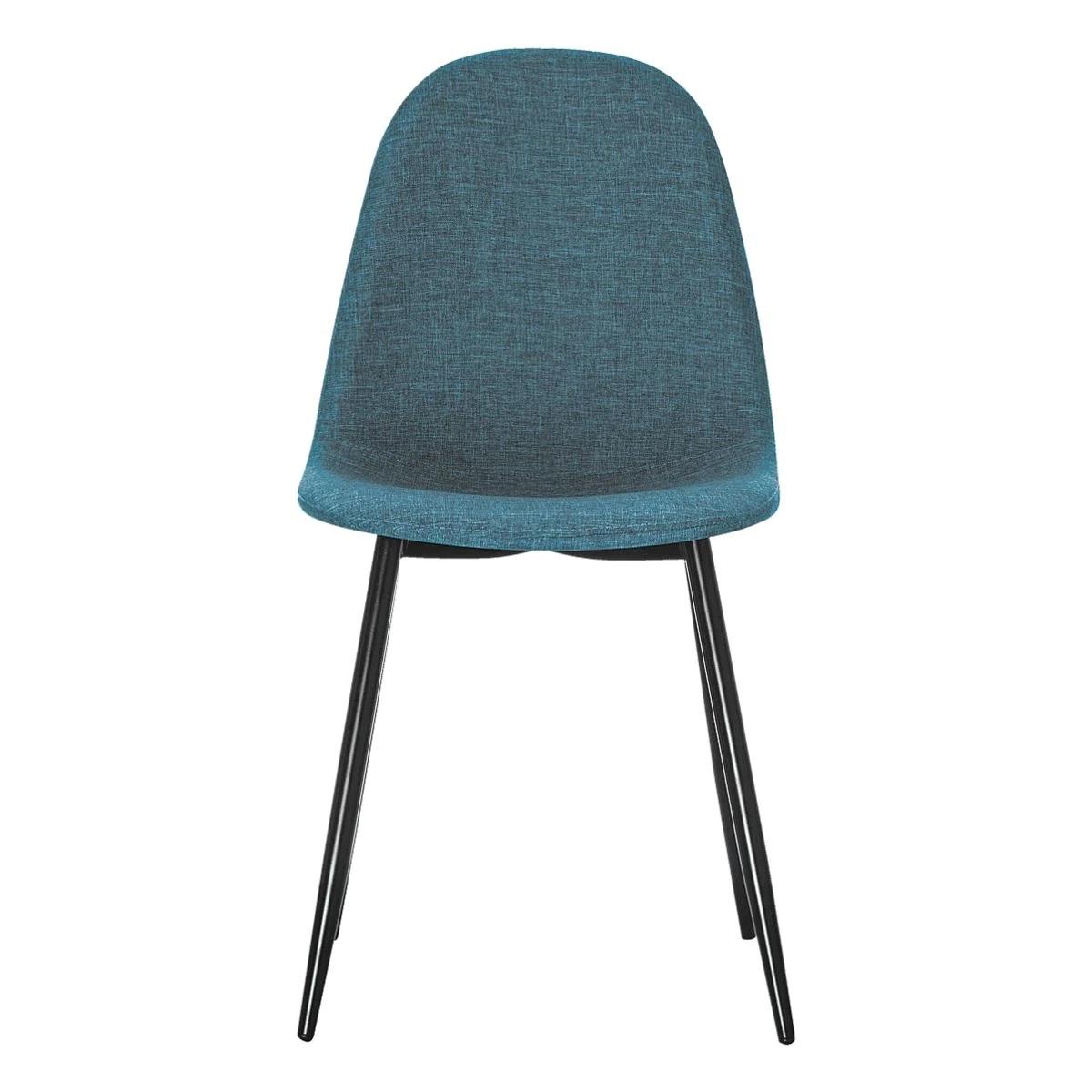 Chaise MUST - bleu
