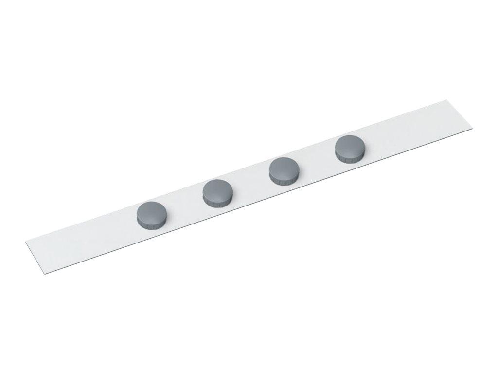 Maul - Bande magnétique - 1 m - 4 Aimants