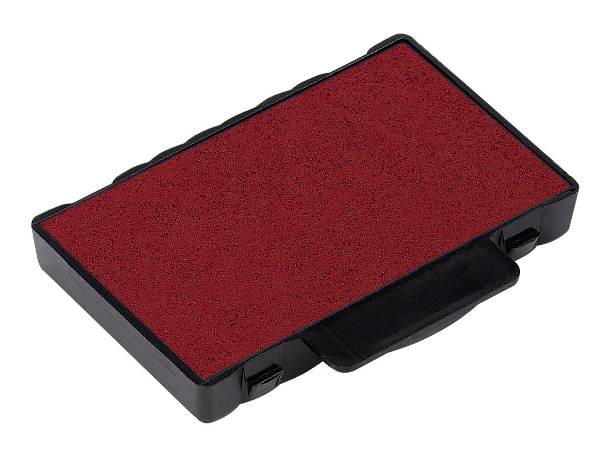 Trodat - 3 Encriers 6/53 recharges pour tampon 5203/5253/5440 - rouge