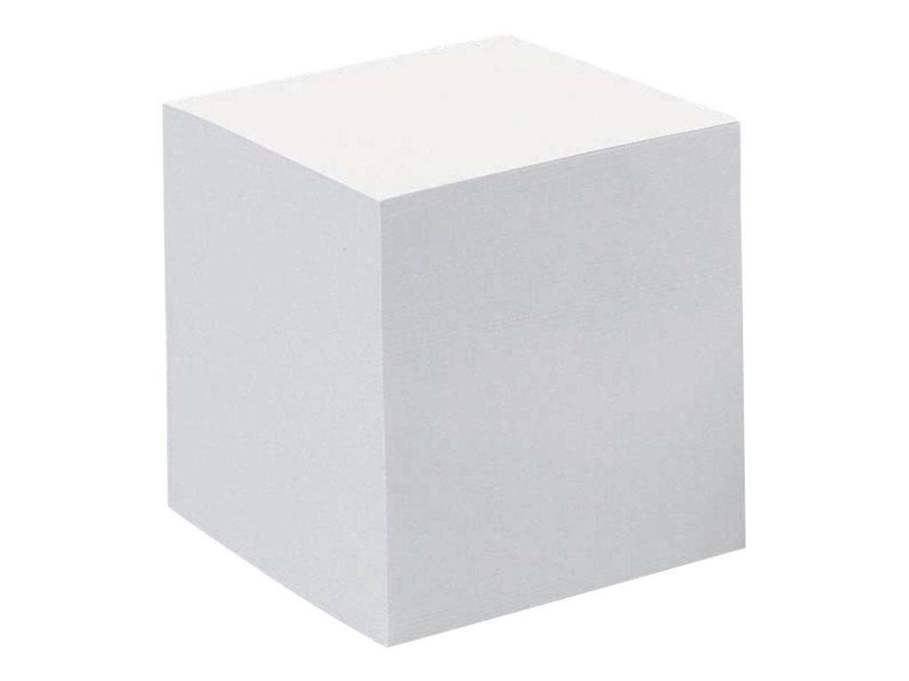 Quo Vadis - Recharge pour bloc cube - blanc