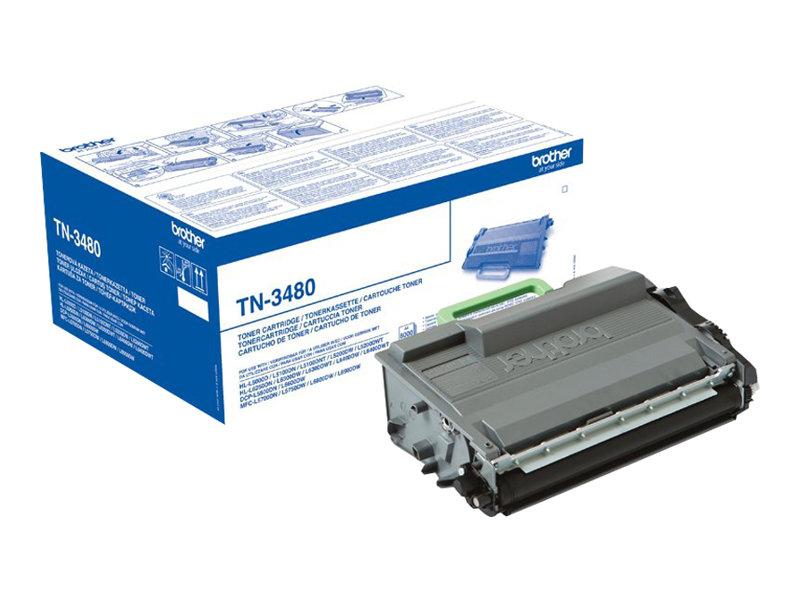 Brother TN3390 - noir - cartouche laser d'origine