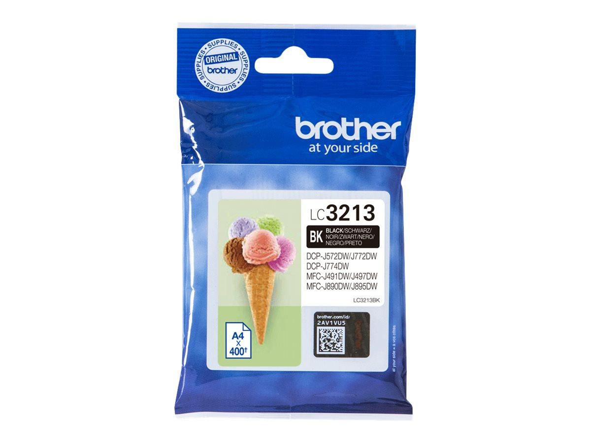 Brother LC3213 - Noir - cartouche d'encre originale