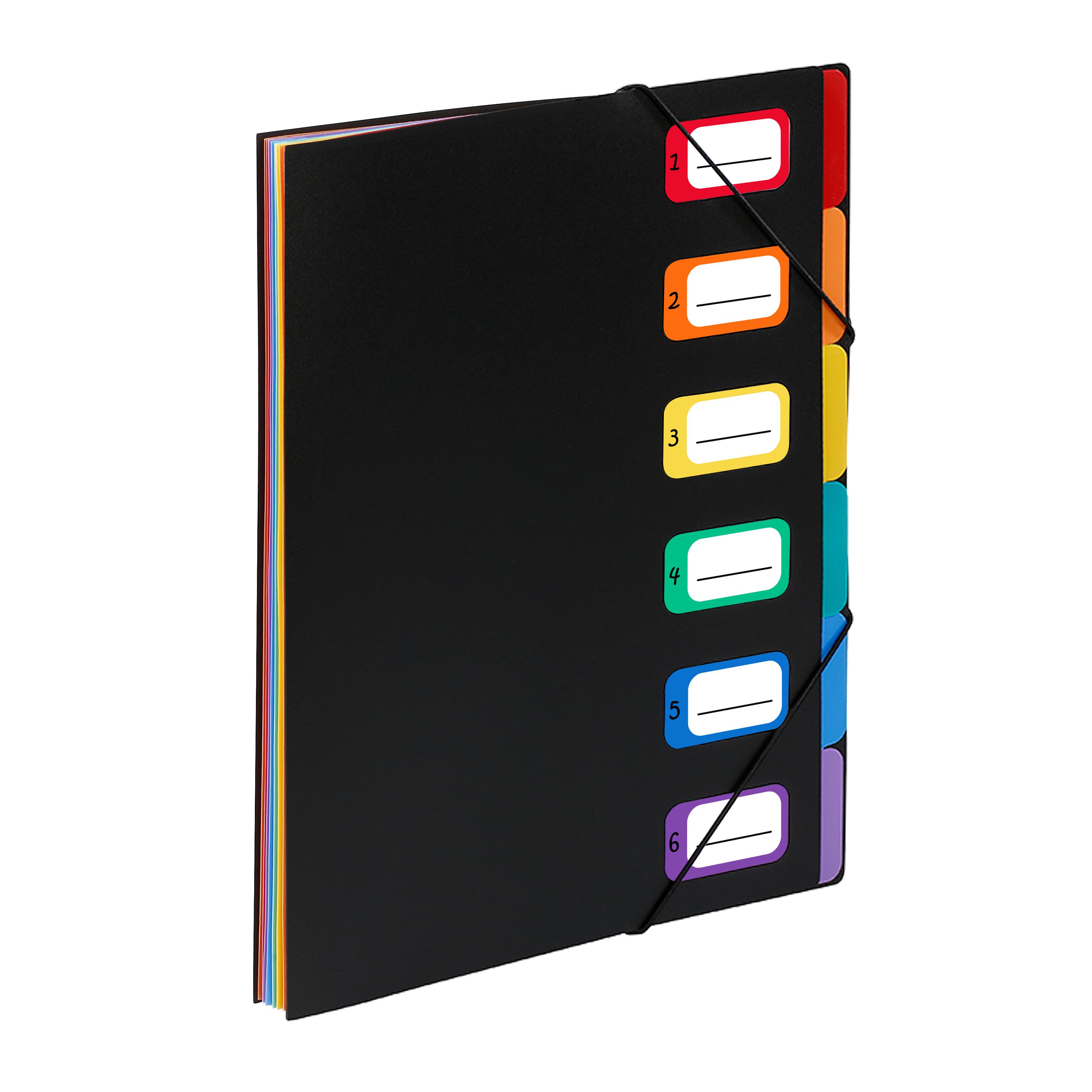 Viquel Rainbow Class - Trieur à soufflets 6 positions