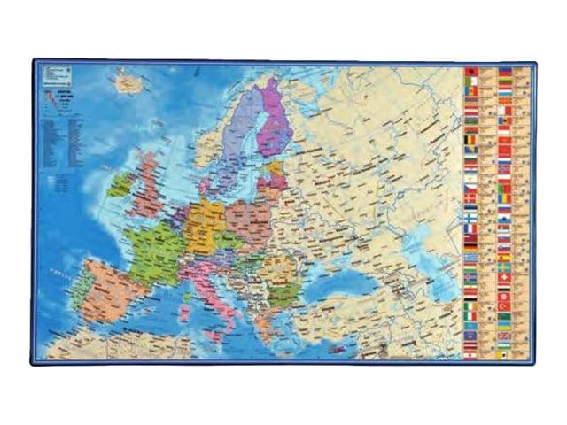 Viquel - Sous-main Europe - 59,8 x 36,5 cm