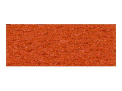 Clairefontaine Premium - Papier crépon - Rouleau 50 cm x 2,5 m - 40 g/m² - orange