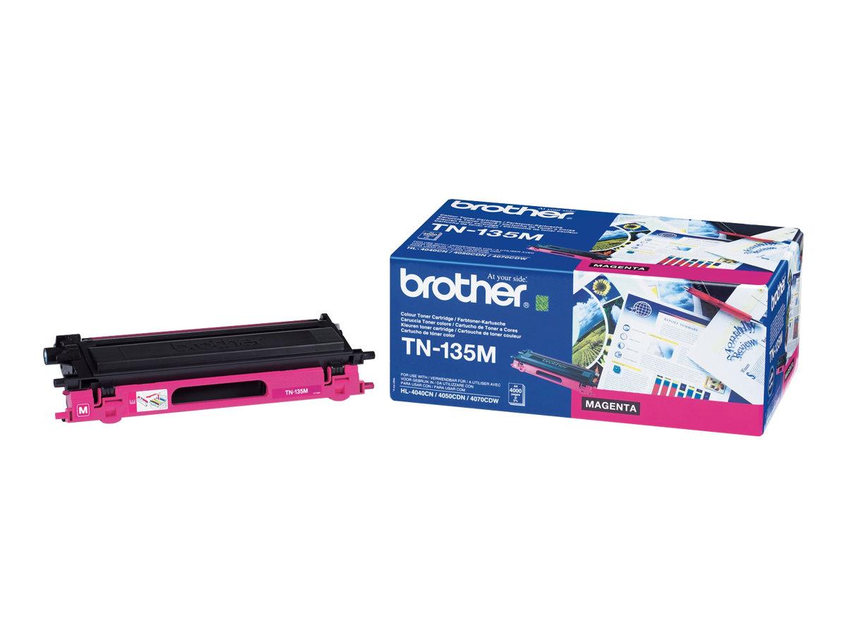 Brother TN135 - magenta - cartouche laser d'origine