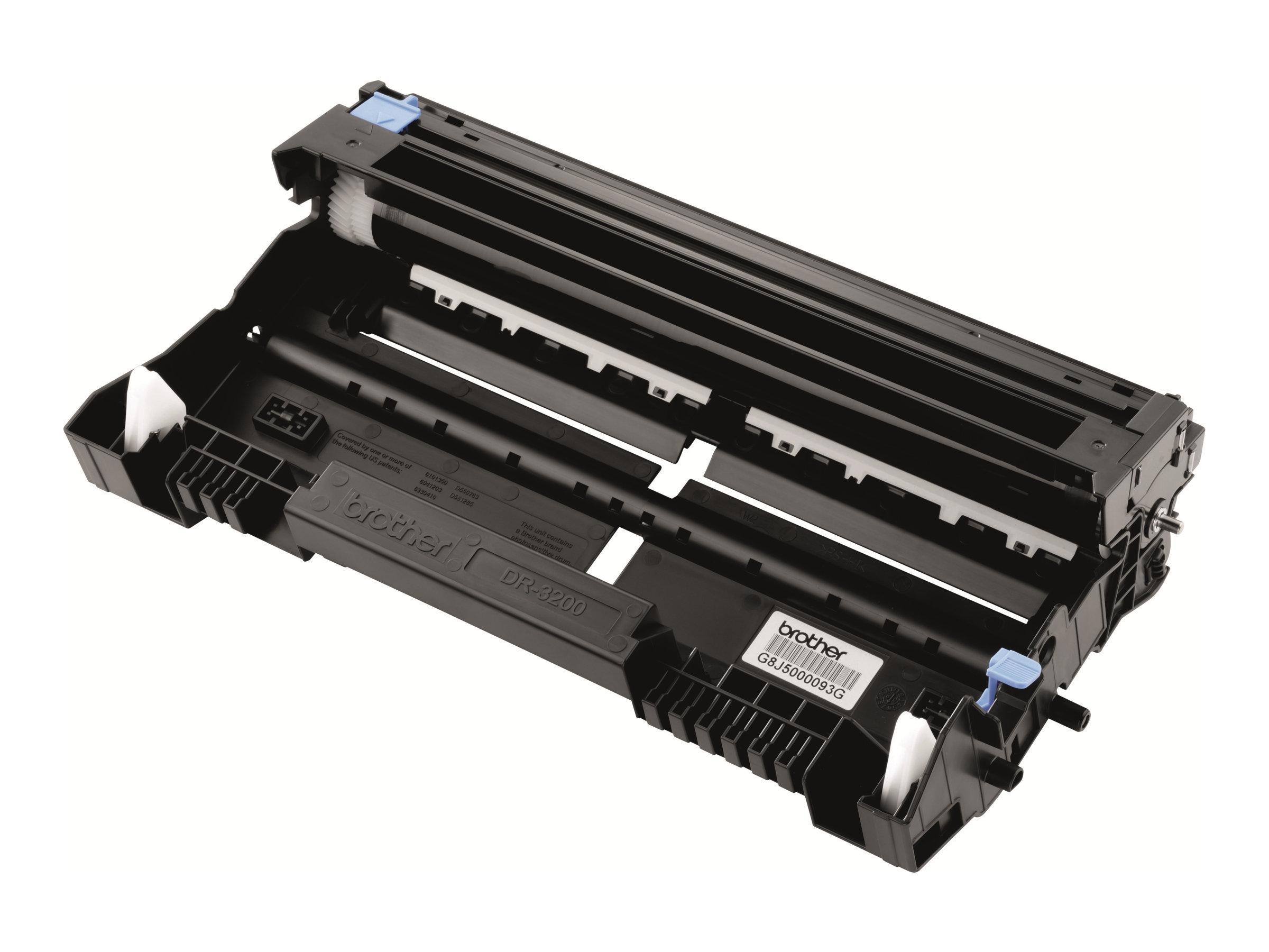 Brother DR3200 - noir - original - tambour pour imprimante