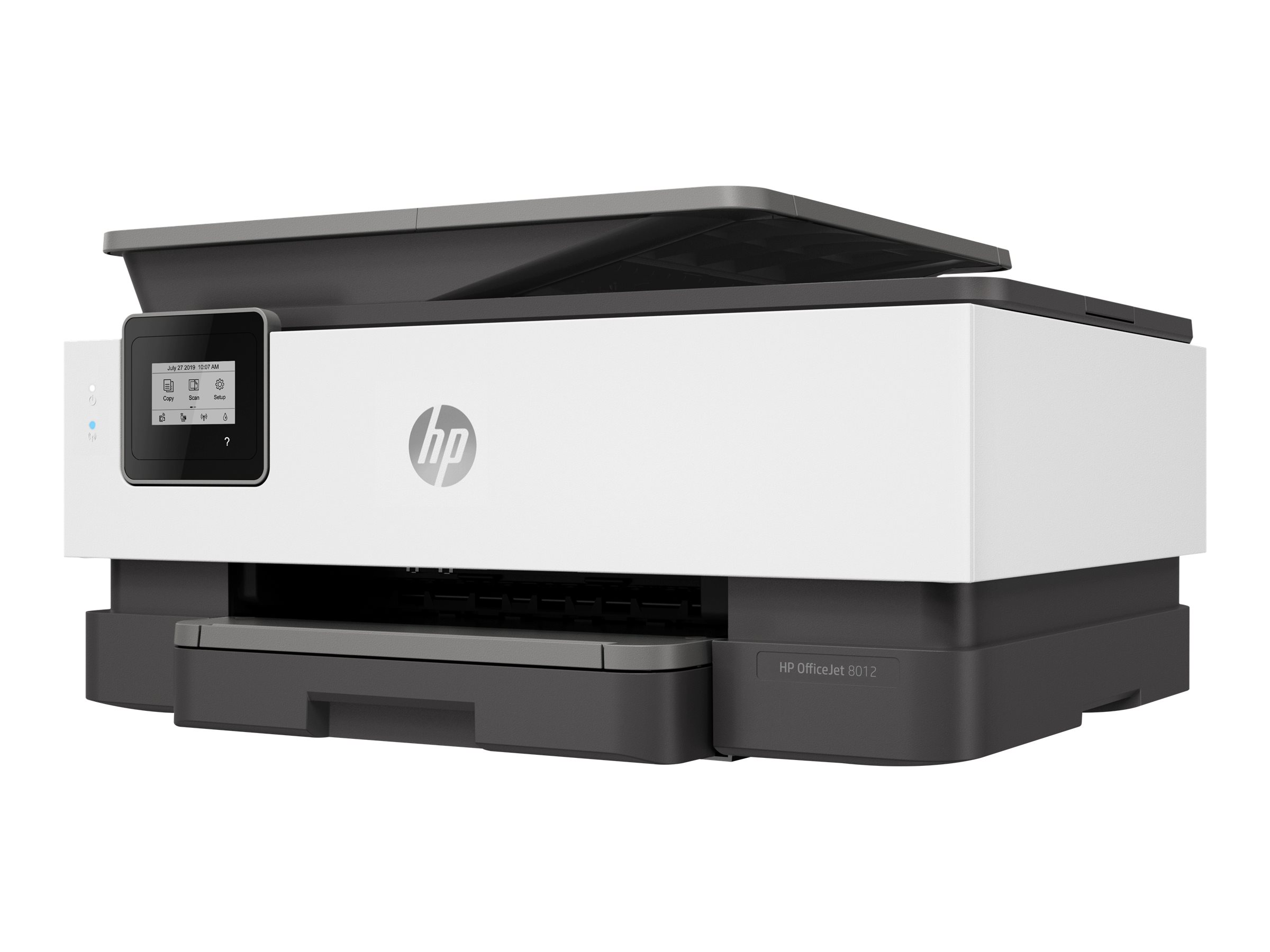 HP Officejet 8012 All-in-One - imprimante multifonctions jet d'encre couleur A4 - Wifi, USB - recto-verso