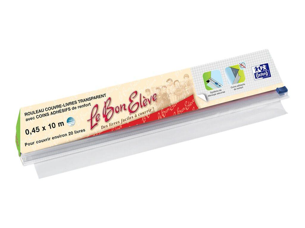 Le Bon Elève - Couverture de livre - Rouleau de 45 cm x 1m - PVC