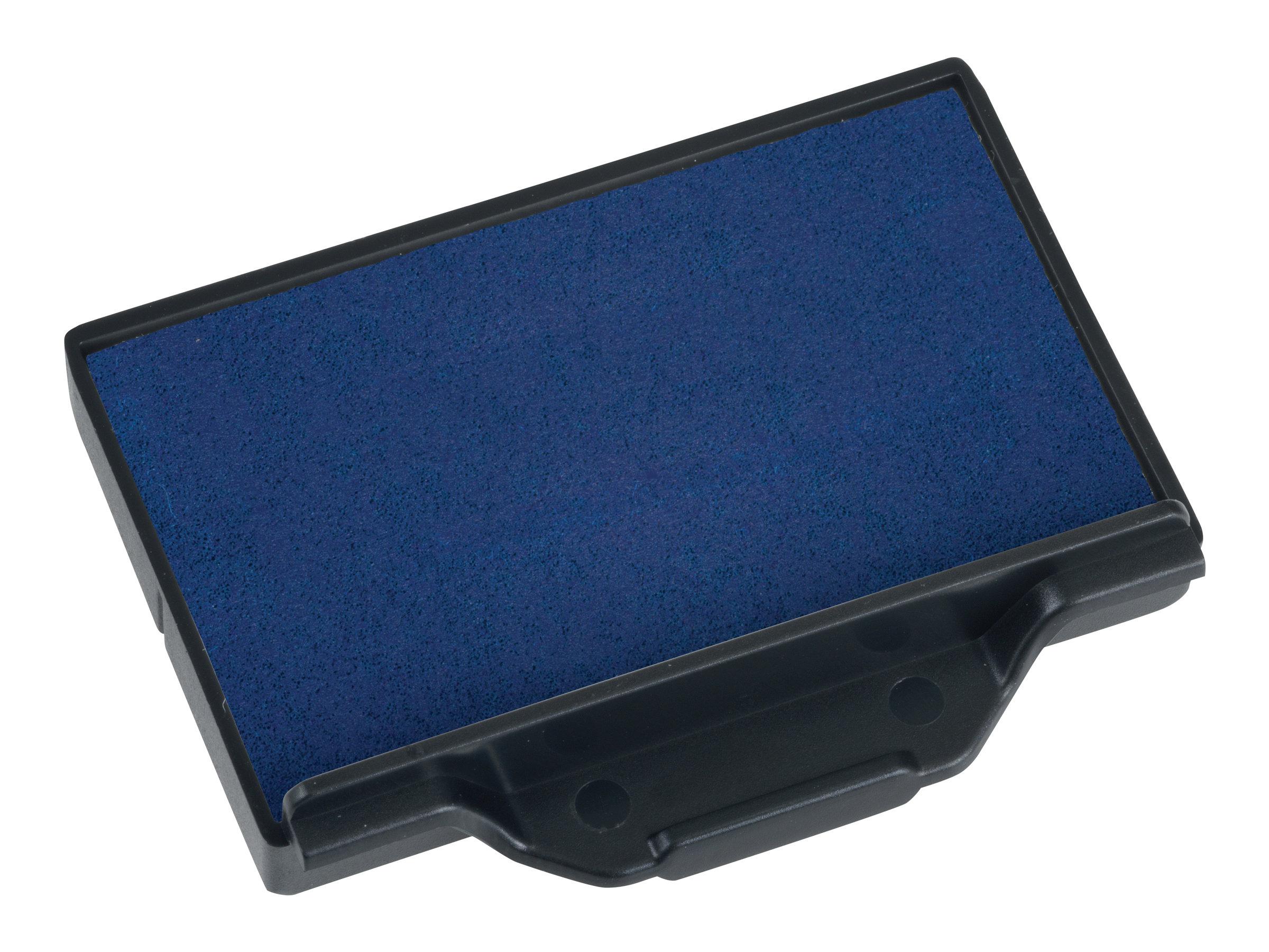 Trodat - 3 Encriers 6/53 recharges pour tampon 5203/5253/5440 - bleu