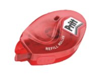 Pritt - Roller de colle - 8.4 mm x 14 m - permanent - rechargeable