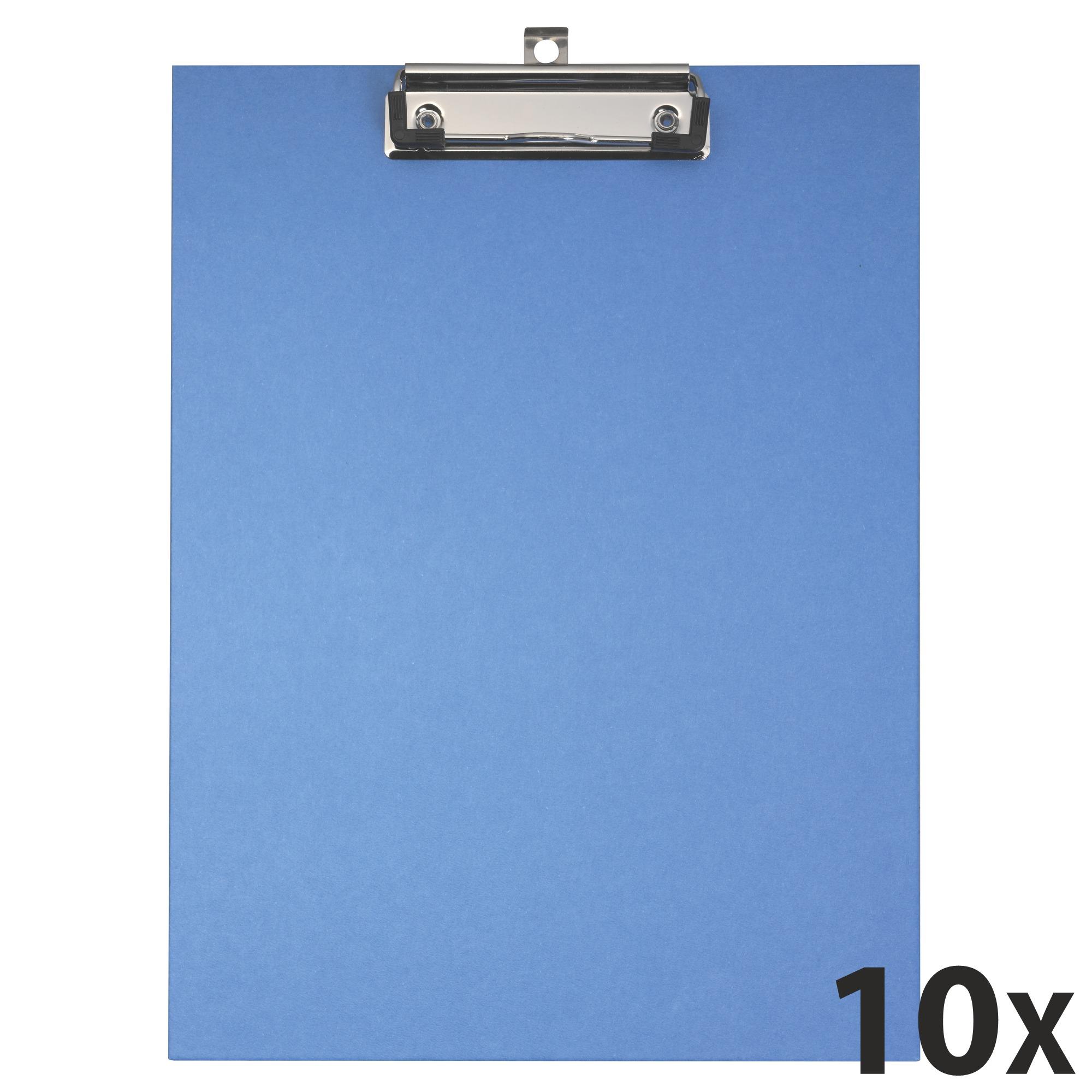 Exacompta - 10 Porte blocs - A4 - bleu