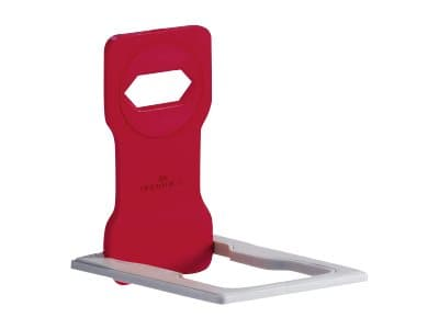 Durable Varicolor - Support de charge pour smartphone - rouge