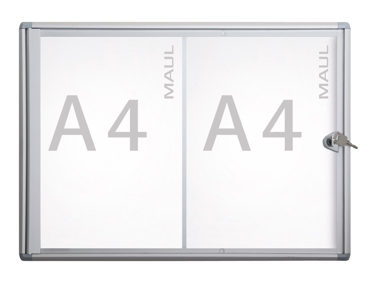 Maul Extraslim - Vitrine 2 A4 (310 x 440 mm)