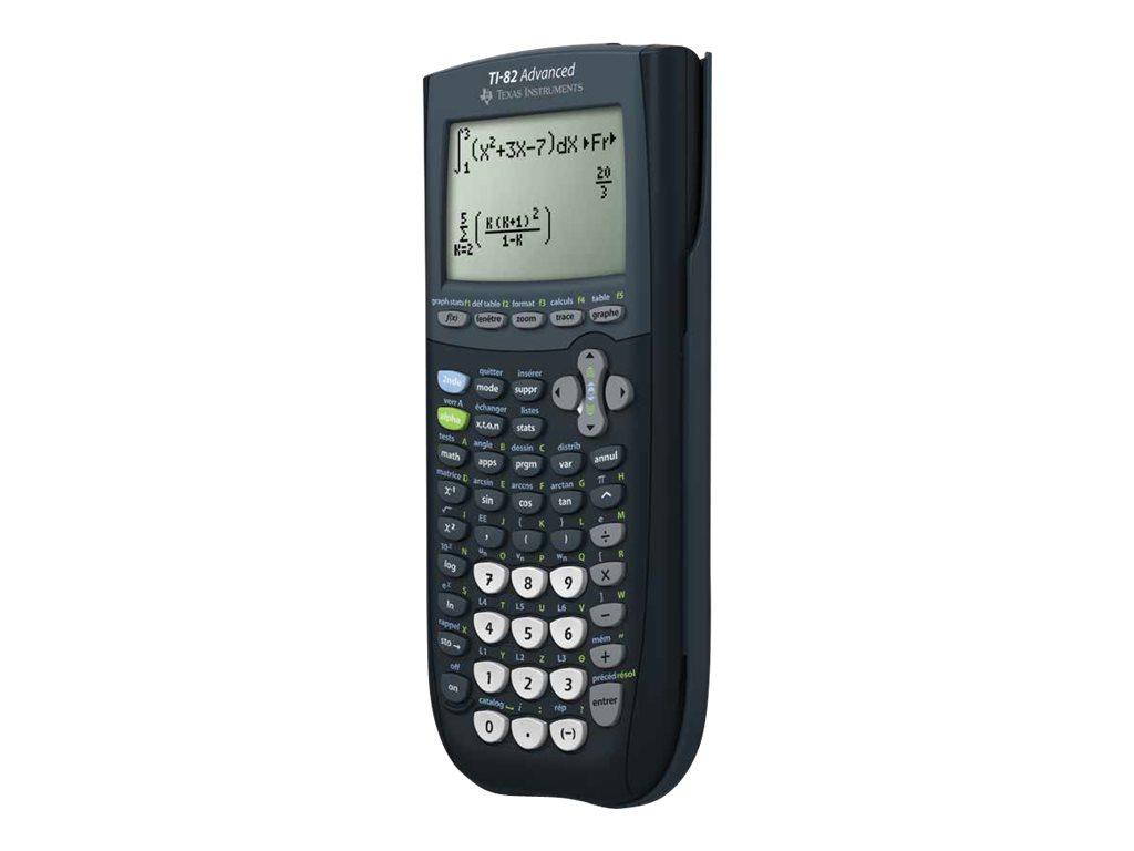 calculatrice TI-82 advanced