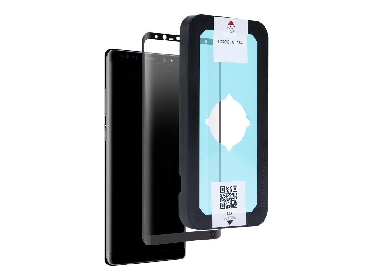 Force Glass - protection d'écran - verre trempé pour Samsung Galaxy Note 9