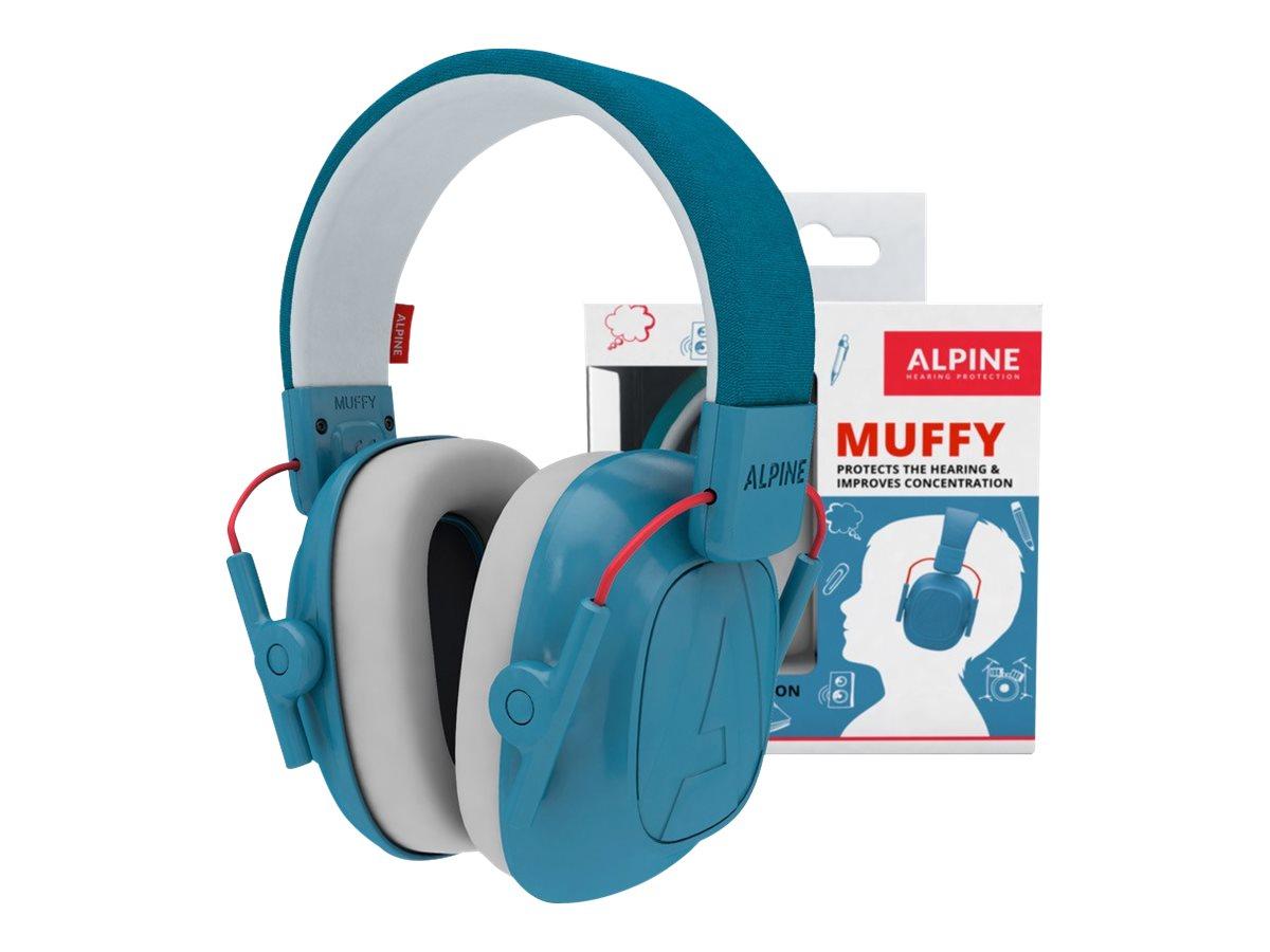 Alpine Muffy - Casque antibruit - bleu - Viquel
