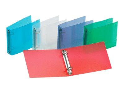 Viquel Propyglass - Classeur à l'italienne 2 anneaux - Dos 35 mm - 10 x 15 cm - disponible dans différentes couleurs