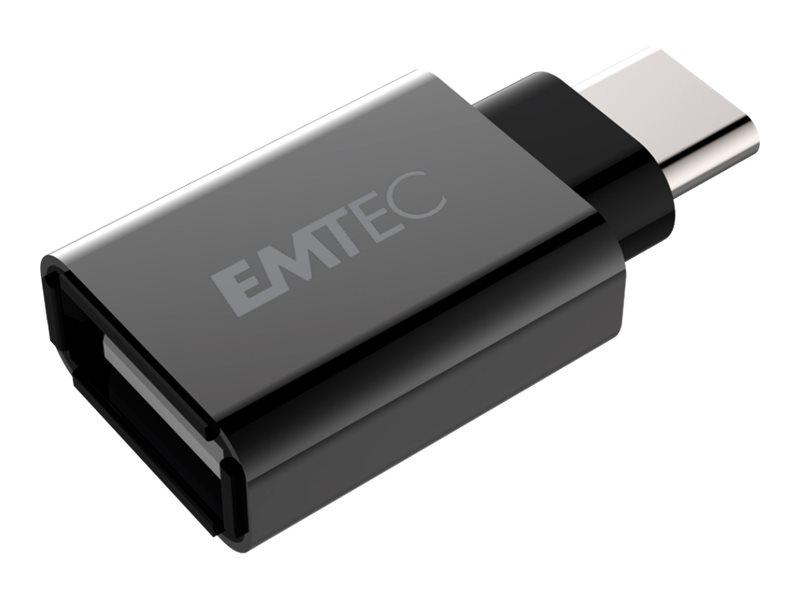 EMTEC T600 - Adaptateur de type C USB