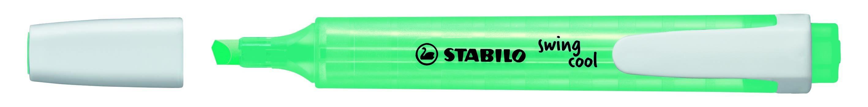 STABILO swing cool - Surligneur - turquoise