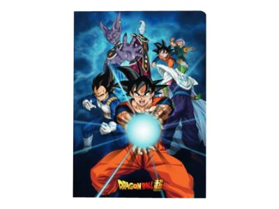 Dragon Ball - Cahier A4 - 96 pages - ligné - Clairefontaine