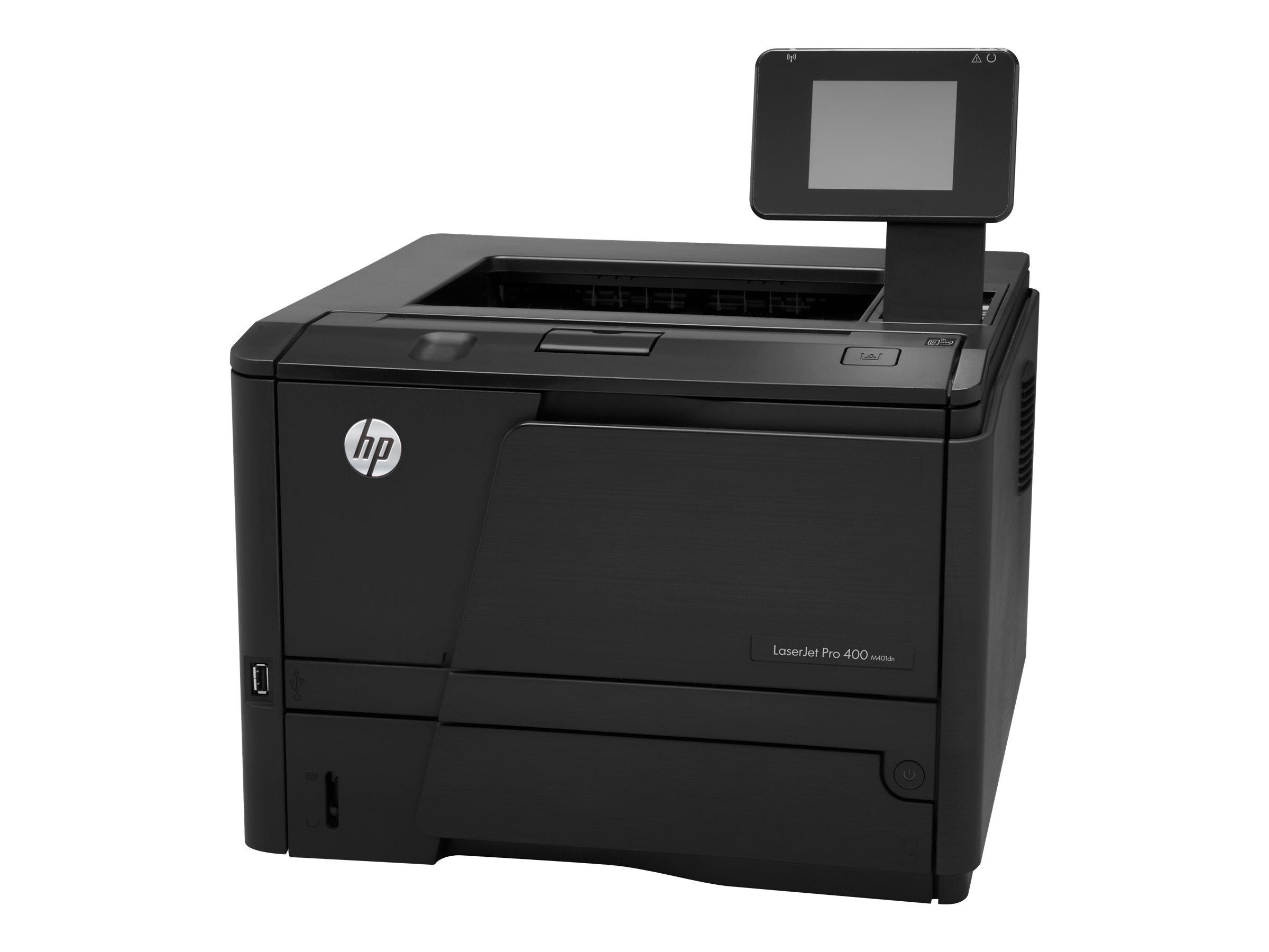 HP LaserJet PRO 400 M401DN - Imprimante laser reconditionnée monochrome A4 - recto-verso