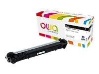 Owa K16027OW cartouche équivalente HP 17A - noir