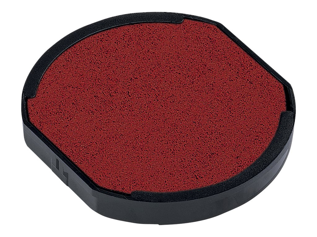 Trodat - 3 Encriers 6/46145 recharges pour tampon Printy 46145 - rouge