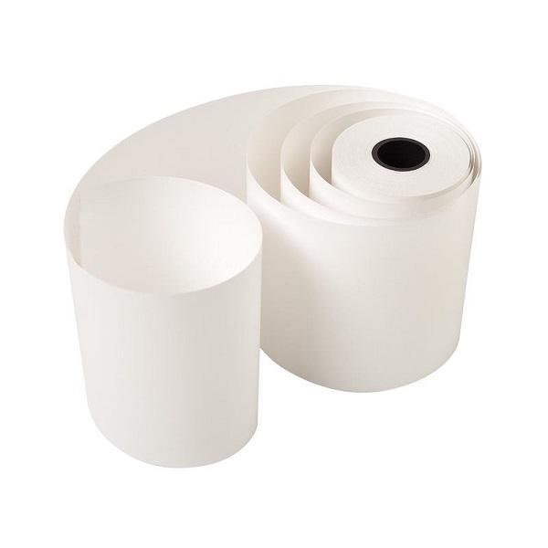 Exacompta - 10 Bobines pour TPE - papier thermique 60 x 47 x 12 mm - sans Bisphénol A