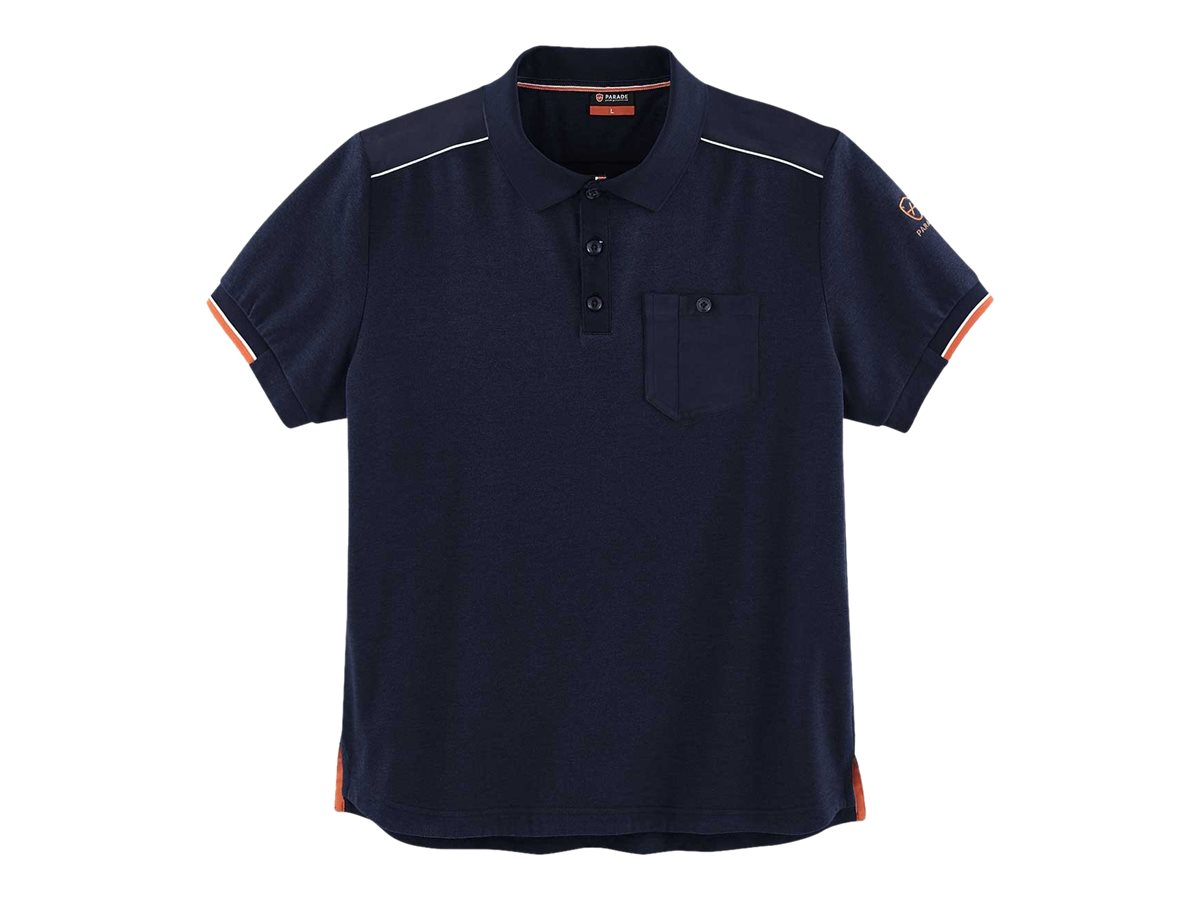 Parade OSSEY - Polo manches courtes homme - taille 2XL