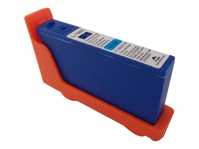 Lexmark 100XL - compatible UPrint L.100XLC - cyan - cartouche d'encre