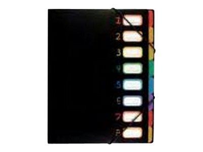Viquel Rainbow Class - Trieur polypro 8 positions