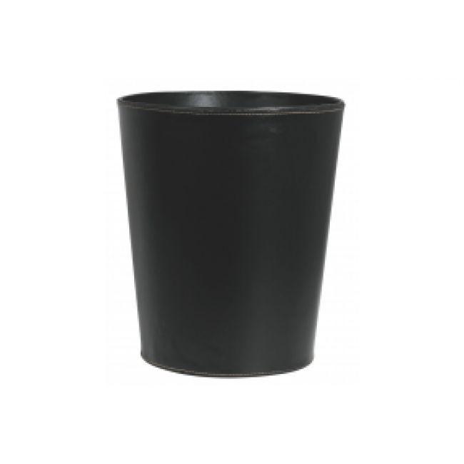 Carpentras Sign Elyane - Corbeille à papier 16L - noir