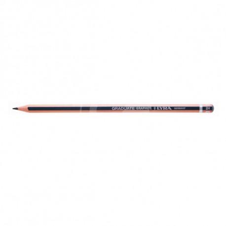 Lyra Graduate - Crayon graphite - 2H