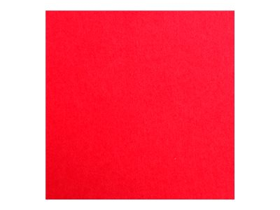 Clairefontaine Maya - Papier à dessin - 50 x 70 cm - 270 g/m² - rouge