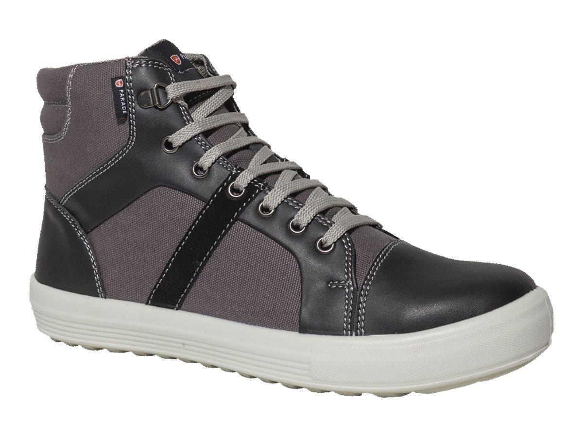 Chaussures de sécurité hautes grises H/F S1P VERCOR 47