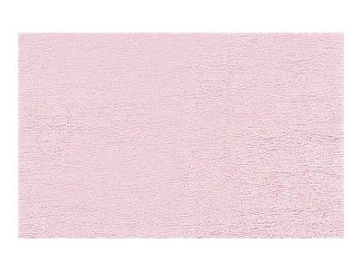 Clairefontaine Premium - Papier crépon - Rouleau 50 cm x 2,5 m - 40 g/m² - rose clair