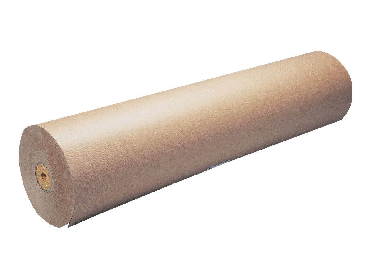 Clairefontaine - Papier cadeau kraft - 100 cm x 50 m - 60 g/m² - brun