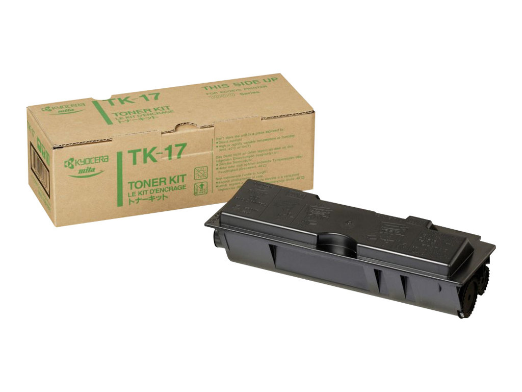 Kyocera TK-17 - noir - cartouche laser d'origine