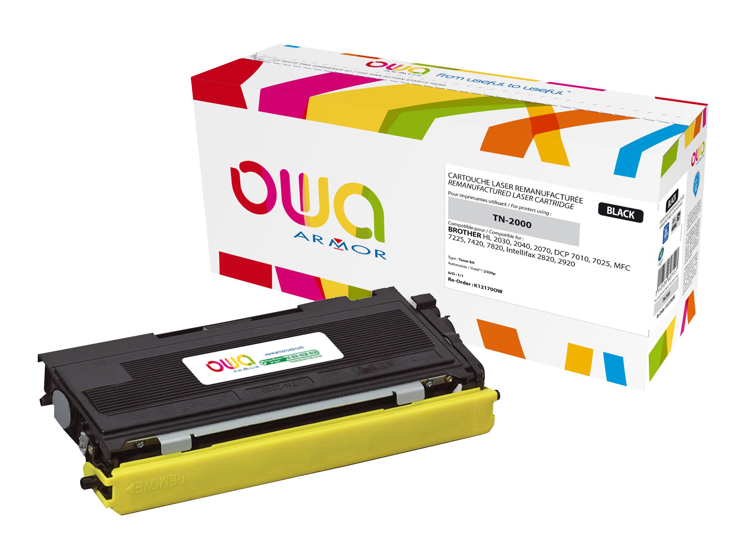 HP 641A - remanufacturé OWA K12004OW - magenta - cartouche laser