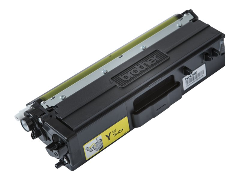 Brother TN421 - jaune - cartouche laser d'origine