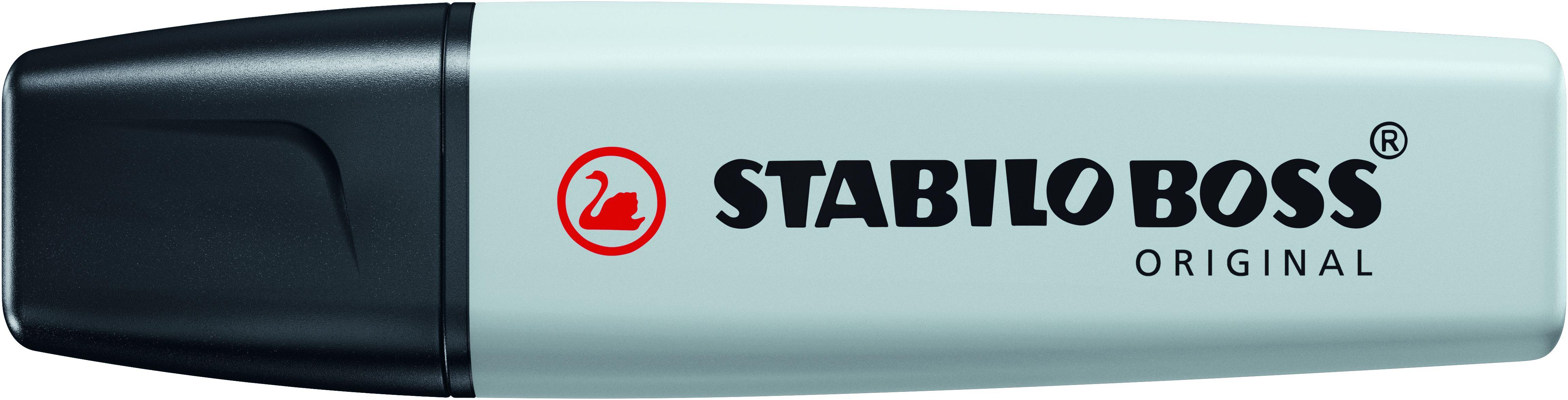 STABILO BOSS ORIGINAL Pastel - Surligneur - poudre de gris
