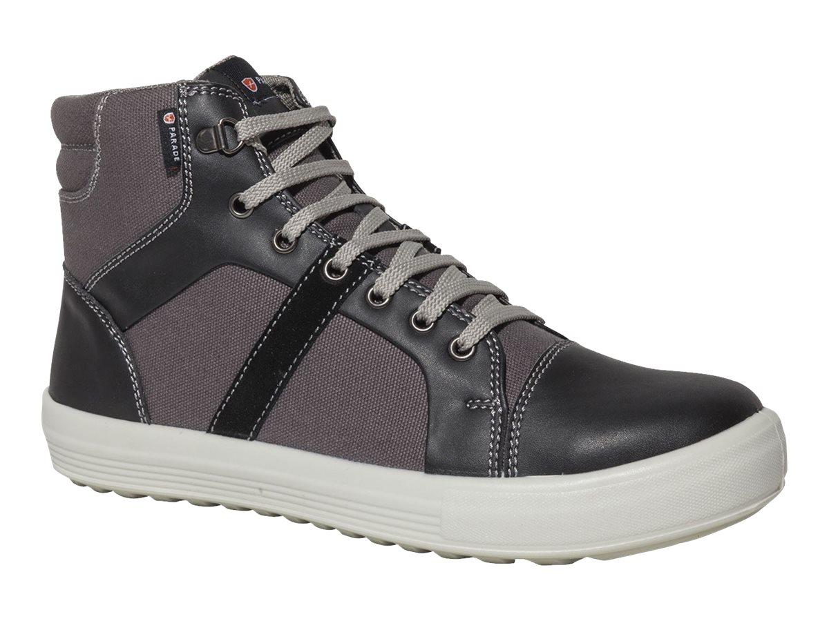 Chaussures de sécurité hautes grises H/F S1P VERCOR 38